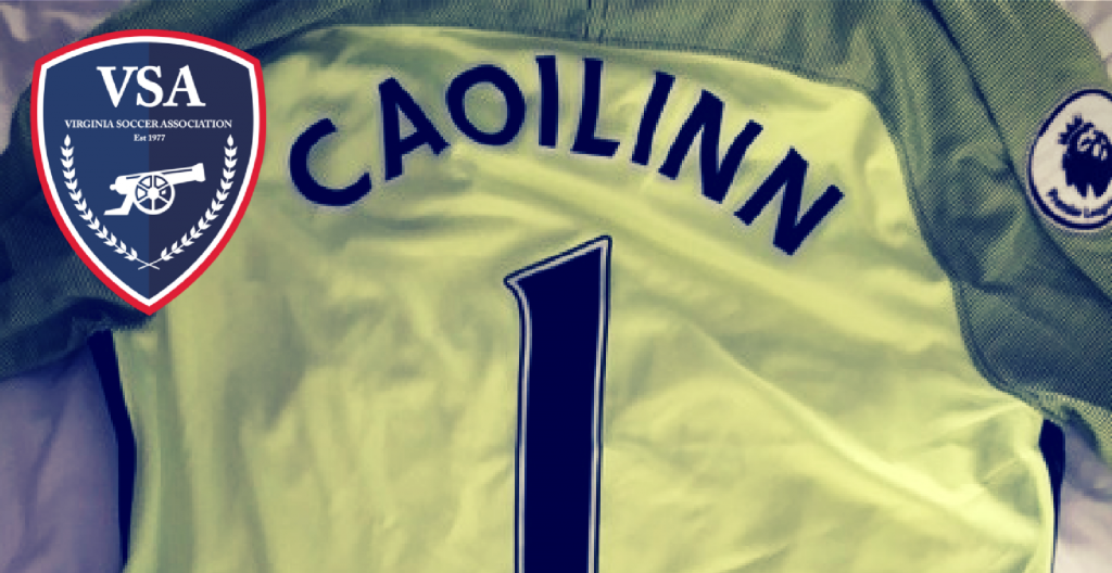 VSA Stands with Caoilinn - A story of Strength
