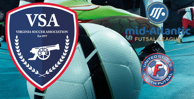 VSA Futsal Club Teams Announced