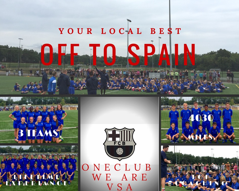 Feature Friday: Off to Spain