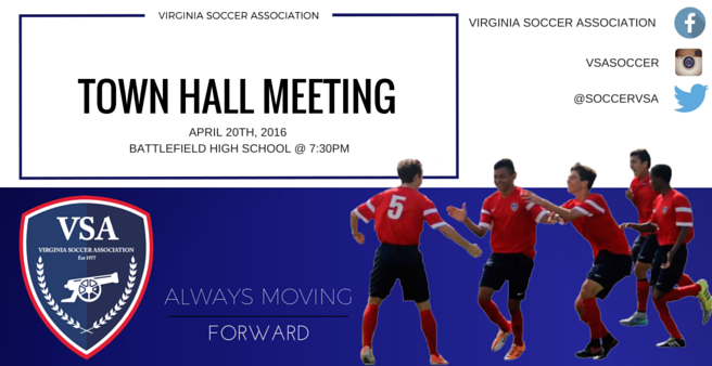 VSA Town Hall Meeting