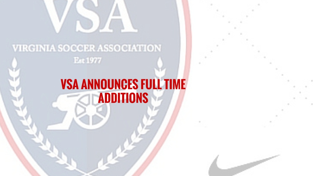 VSA Pleased to Announce Staff Additions