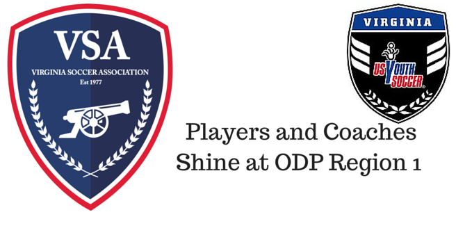 Friday Feature: VSA Shines at ODP Region 1