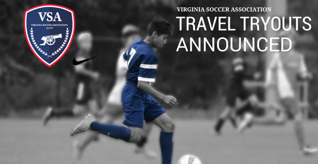 Travel Tryouts Announced