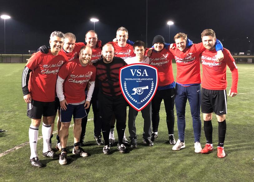 Adult Summer 2019 | Virginia Soccer Association