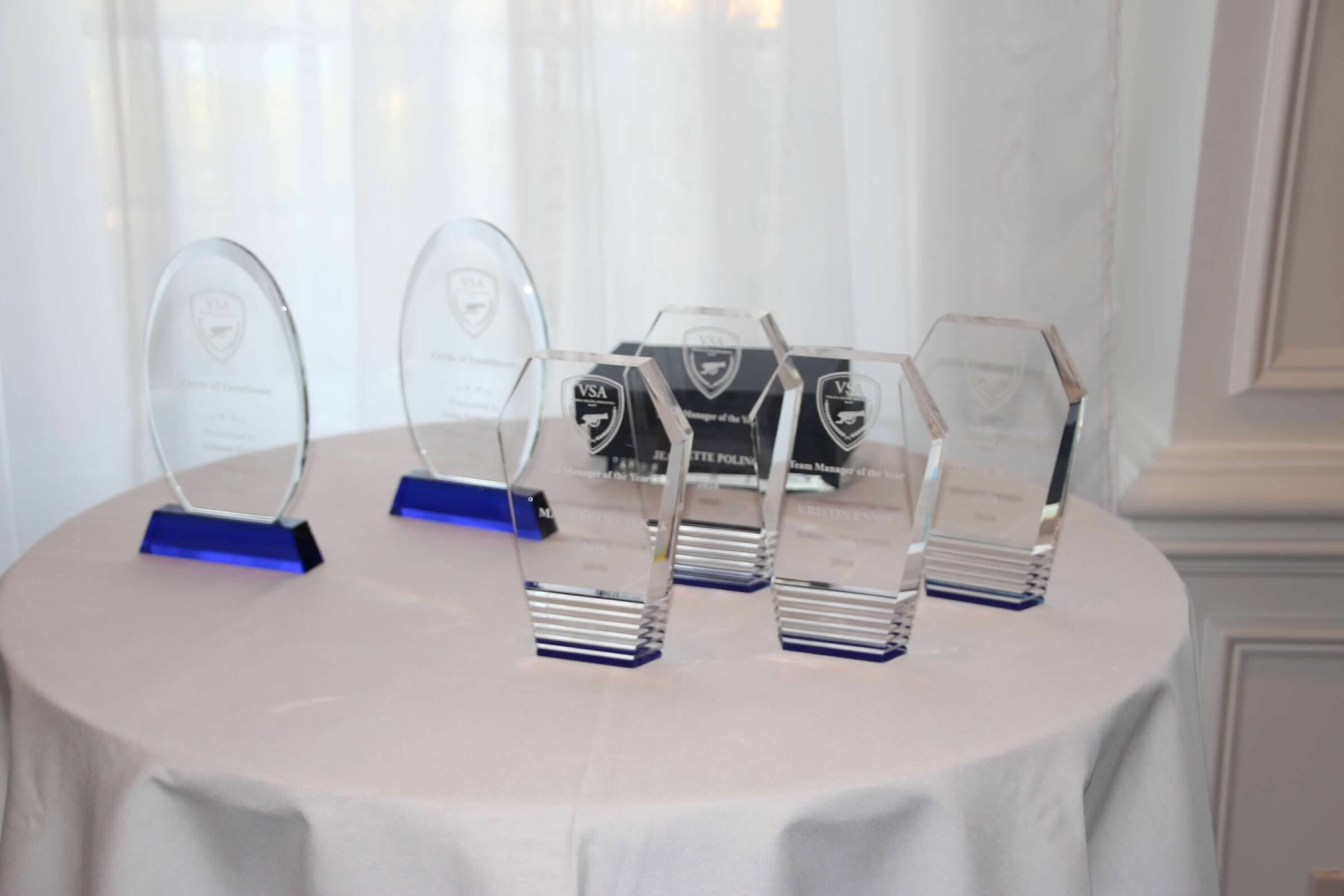 2018 Award Winners
